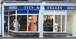 Tits and Tellys